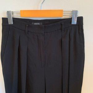 Babaton Pant with pleats size 4